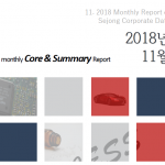 Monthly Core & Summary Report 11월