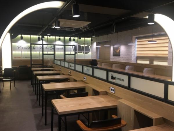 [서울 영등포구] 비에이블스터디카페 선유도역센터