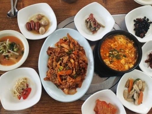 [경북 경주] 영천식당