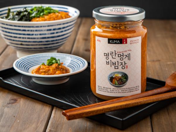 [배송] 알더밥 명란멍게비빔장