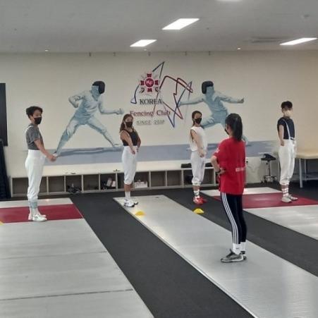 [제주 제주] 코리아펜싱클럽