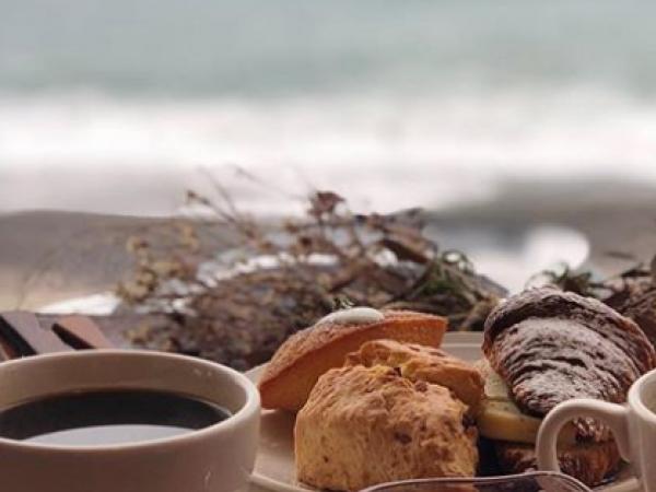 [제주 우도]  바다 한가운데에서 즐기는 카페