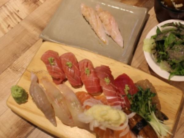 [광주 북구]  초밥의 진짜 맛을 느낄수 있는 초밥