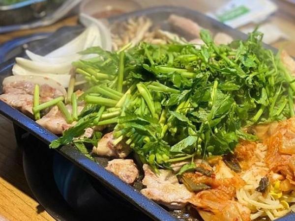 [부산 동래]  맛있게 숙성시킨 삼겹살