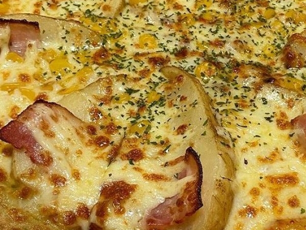 [부산 해운대]  기본 두판은 먹어야 하는 피자