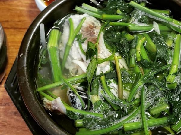[전북 전주]  아무데서나 못먹는 고급요리 복어 코스요리