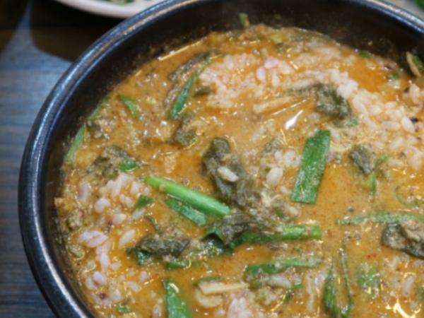 [대전 중구]  영양가득 몸보신 추어탕