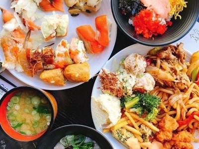 [광안리] 스시&일본요리뷔페 수사(SOOSA) 50명 모집!