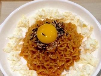 볼케이노 꼬꼬볶음면 직접 만들어먹은 리얼 후기!