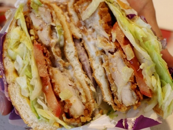 맥도날드 신제품 크리스피 오리엔탈 치킨버거 리얼후기
