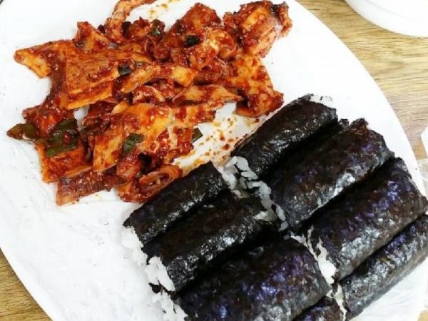 생활의 달인 김밥 맛집 리스트