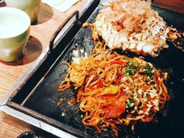 일본음식 조아해? 오꼬노미야끼 맛집 리스트