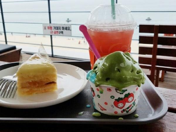 여름휴가는 강릉!!  강릉 안목해변 카페거리 카페리스트♥
