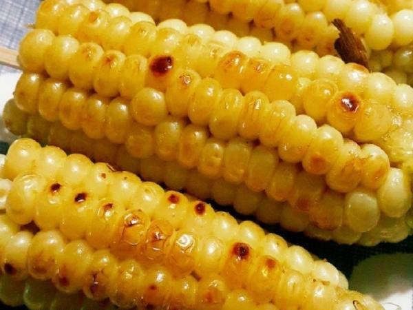 옥수수 음식 리스트