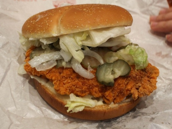 버거킹 / KFC 신메뉴 비교후기!