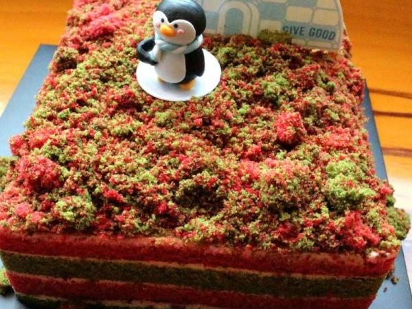 너무 예쁜 크리스마스 케이크 모음