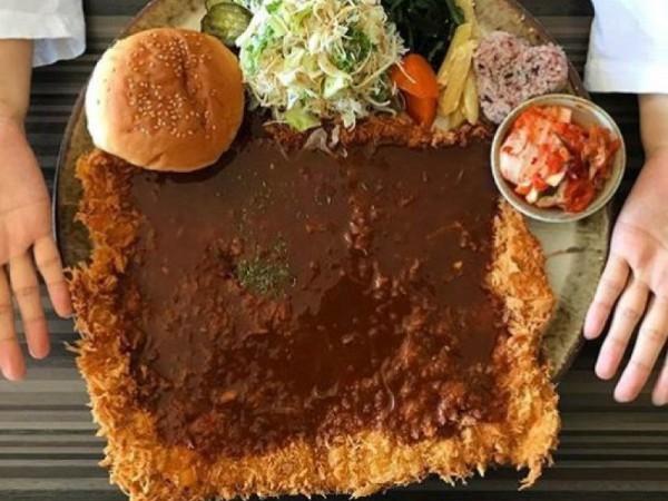 강식당 돈까스만한 왕돈까스 맛집