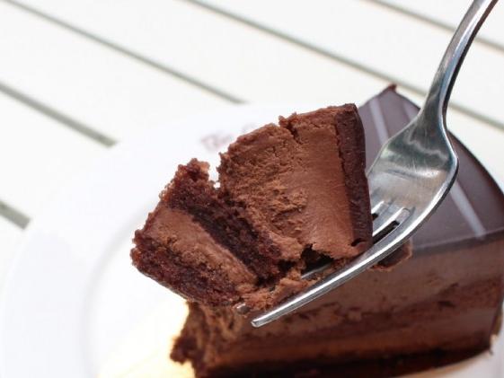 프렌차이즈 초코케이크 모음