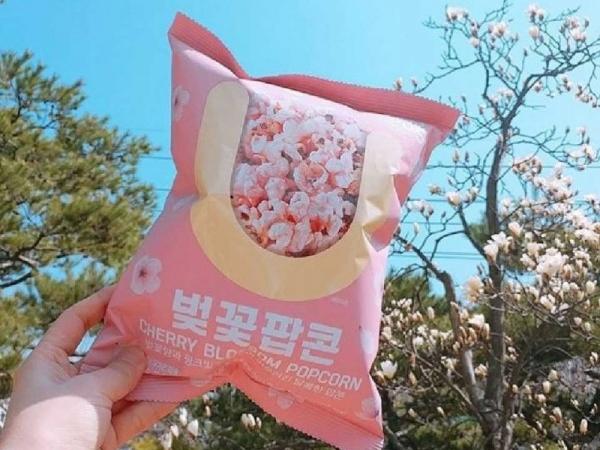 봄 느낌 물씬! 벚꽃 음식 모음