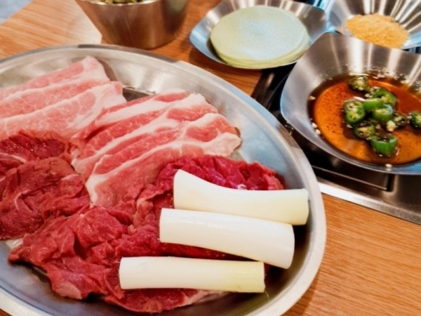 [강동] 3번지 고기집
