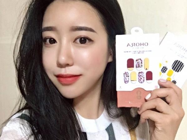 [배송] 오호라 여름 신상 젤네일 스티커 + 젤램프