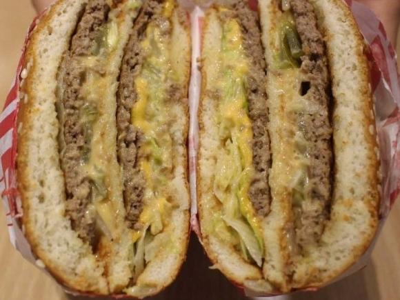 최애 햄버거를 찾아라! 맥도날드 버거 BEST5