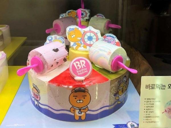 생일엔 이거지! 배스킨라빈스 아이스크림 케이크 베스트8