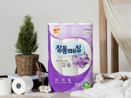 [미래생활] 잘풀리는집 깨끗한3겹 감동