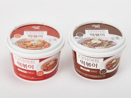 [마이비밀] 페이백_다이어트 떡볶이