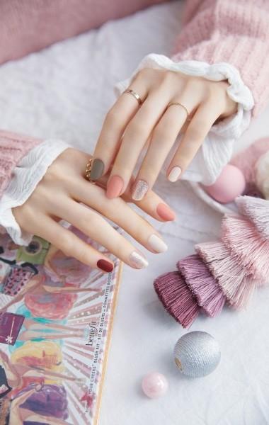 오호라 2019 첫 신상 젤네일&패디큐어 스티커 + 젤램프