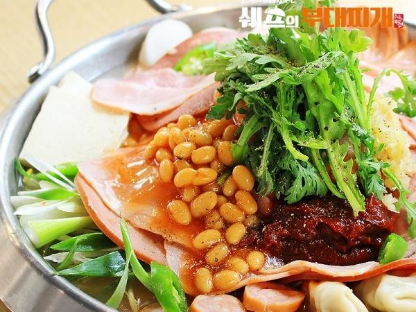 [송도] 쉐프의부대찌개 인천송도점