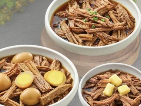 [본죽] 쇠고기+메추리알 장조림