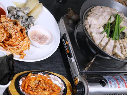 [종로] 유성식당 - 보쌈