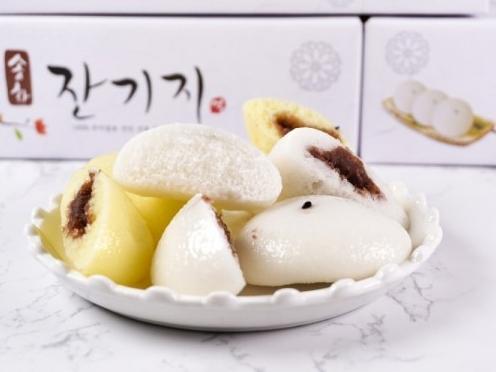 [일산] 송화잔기지떡 일산파주점