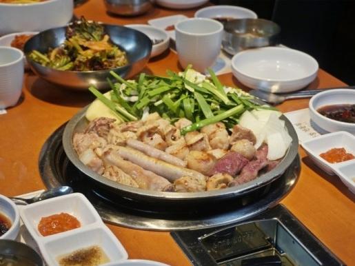 [강남] 여의도황소곱창 강남점