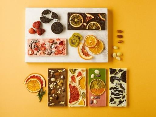 [배송] 피나포레 발렌타인데이 초콜릿 만들기 세트(바크초콜릿)