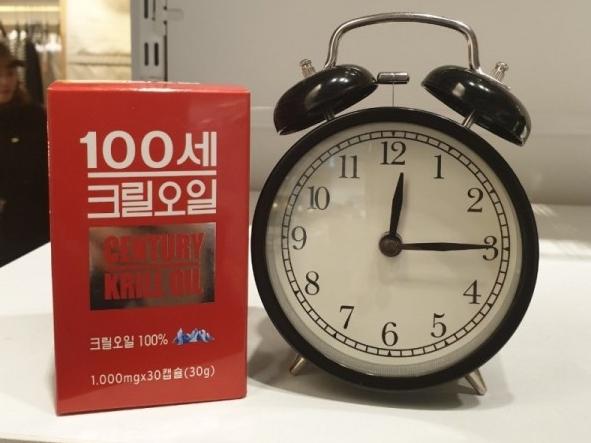 [배송] 크릴오일100세