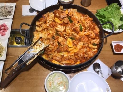 [남양주] 오투닭갈비 다산점
