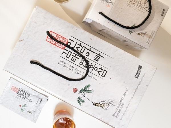 [인삼아빠] 김태엽 국내산 홍삼액