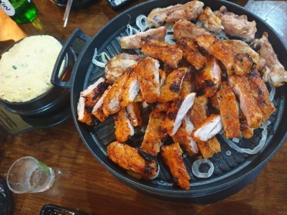 [안양] 수뿌레닭갈비