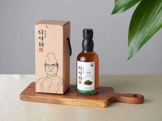 [프라임제약] 다시마 발효식초 선물용 350ml