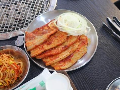 [강화도] 홍고추장삼겹살