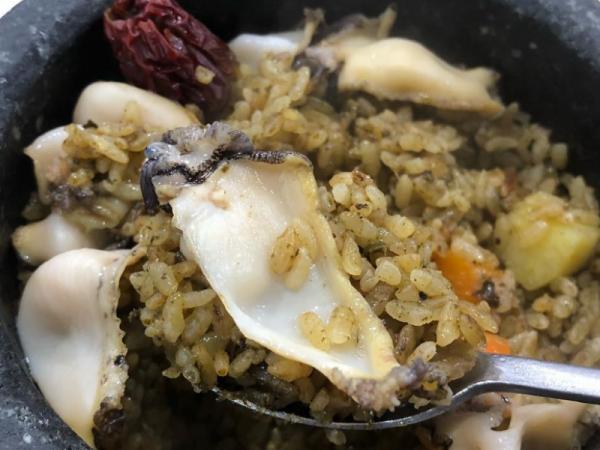 [부산 사하구] 맛있는 고솔고솔한 밥 돌솥비빔밥