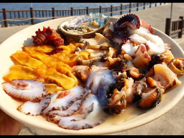 [부산 해운대] 싱싱하고 살살녹는맛 해산물