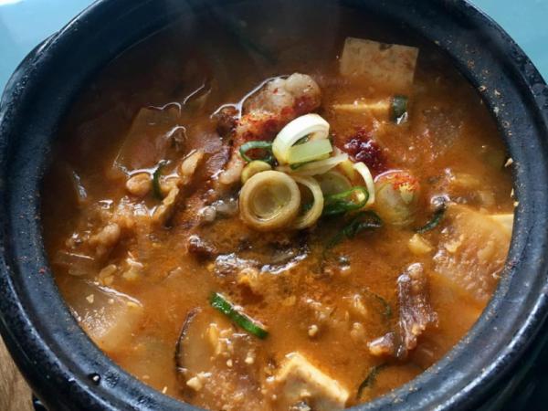 [인천 연수구] 출출할때 딱 좋은 돼지국밥