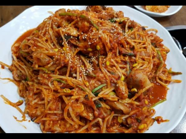[경북 성주] 매콤담백 내 입맛에 딱인 해물찜
