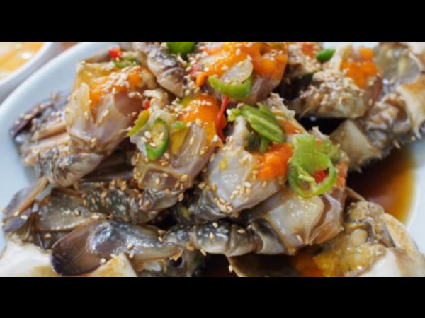 [강남구] 밥 한그릇 뚝딱하는 간장게장
