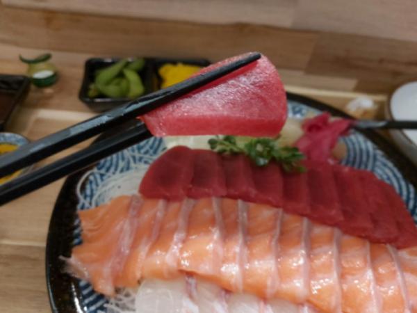 [영등포] 싱싱한 맛이 입안가득 사시미