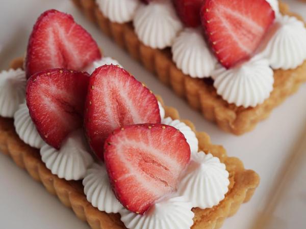 [양천구] 상콤함이 진한 딸기타르트