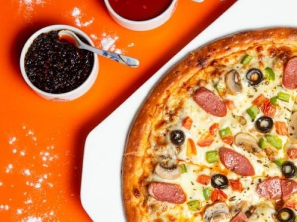 [용산구] 도우가 바삭한 트러플 머쉬룸 피자